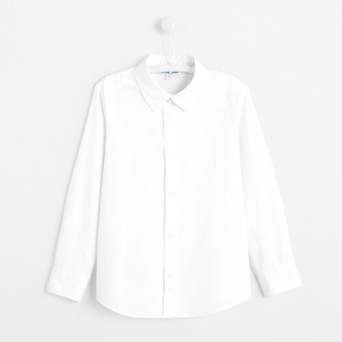 Boy Oxford button-down shirt