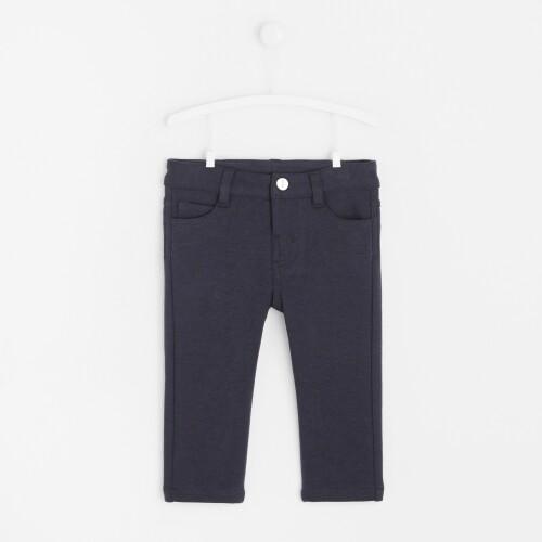 Toddler boy knit pants