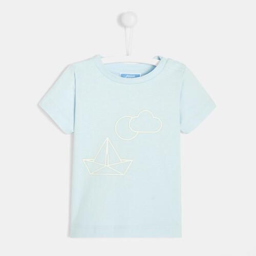 Toddler boy printed t-shirt