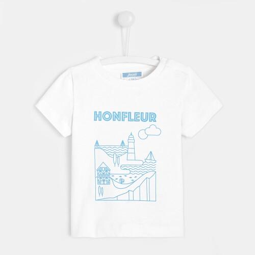 Toddler boy Honfleur t-shirt
