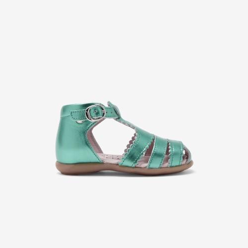 Baby girl open sandals