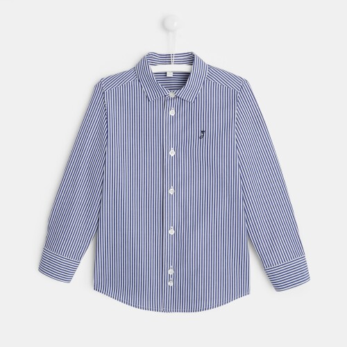 Boy striped shirt