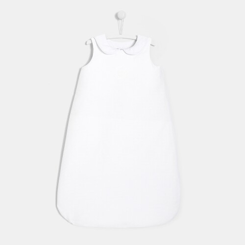 Sleeping bag 0-6 months with Peter Pan Collar