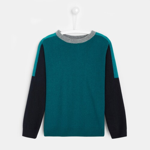 Boy cashmere sweater