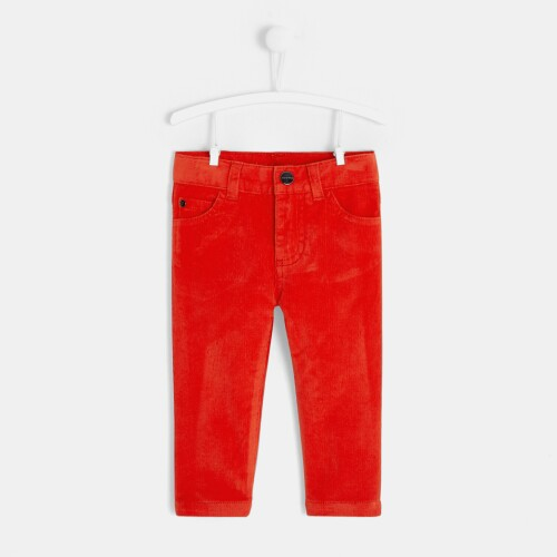 Toddler boy corduroy pants