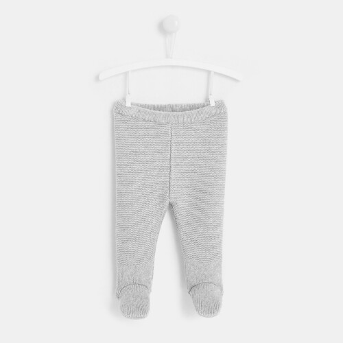 Baby boy footed leggings