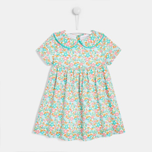 Toddler girl Liberty dress