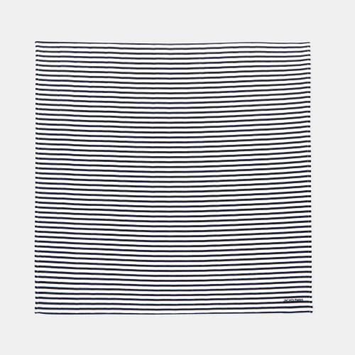 Striped swaddle cloth