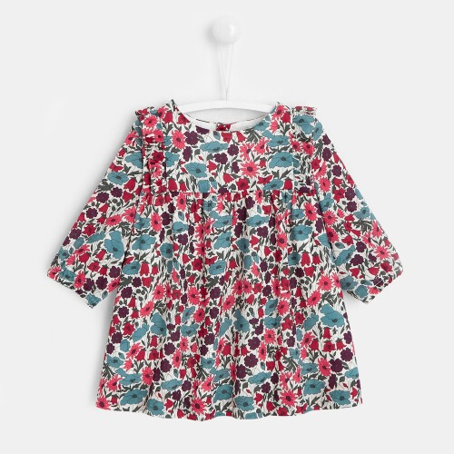Baby girl Liberty print dress