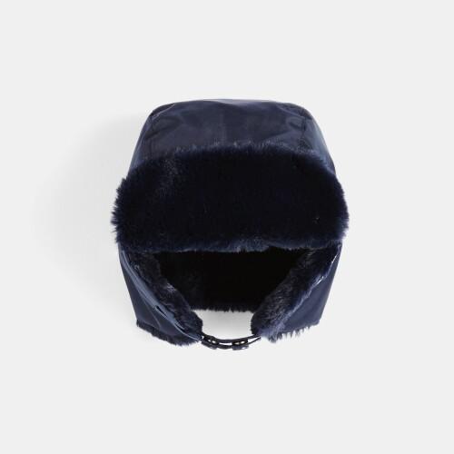Toddler boy nylon Cossack hat