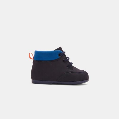 Baby boy pre-walker ankle boots