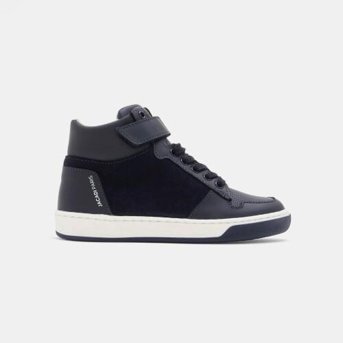 Boy high-top sneakers