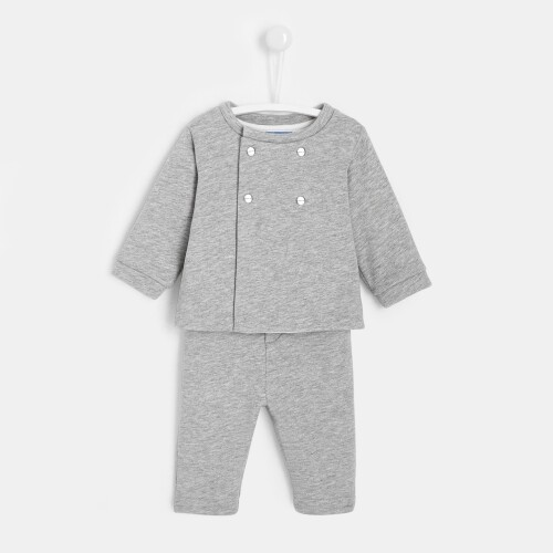 Baby boy fleece set