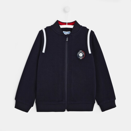 Boy varsity athletic jacket