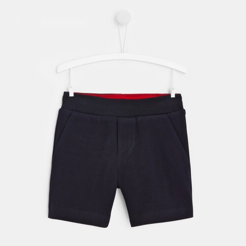Boy fleece shorts