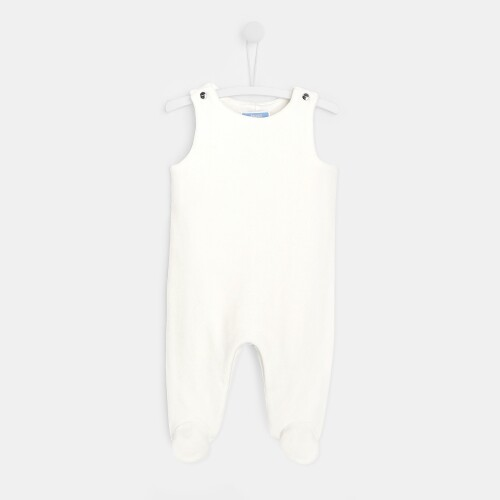 Baby sleeveless onesie