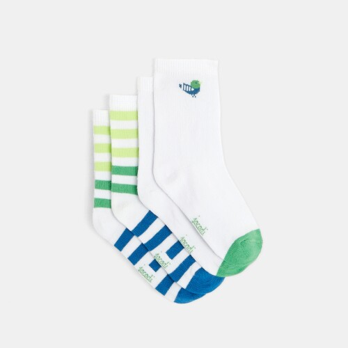 Baby boy sock duo