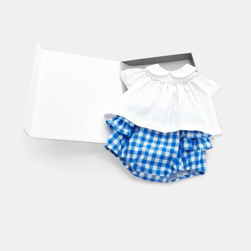 Gingham set - Box #6 Limited edition
