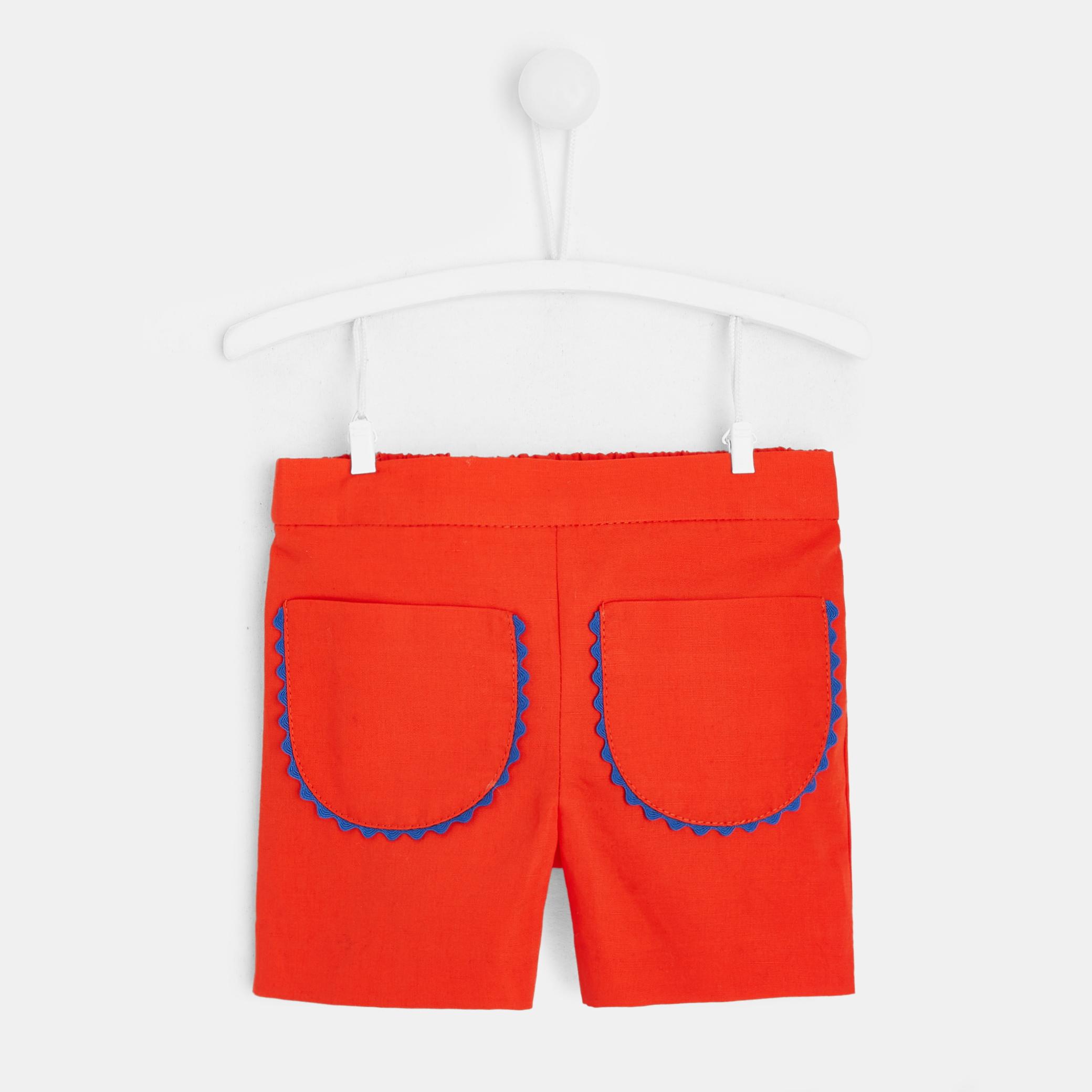Toddler girl shorts