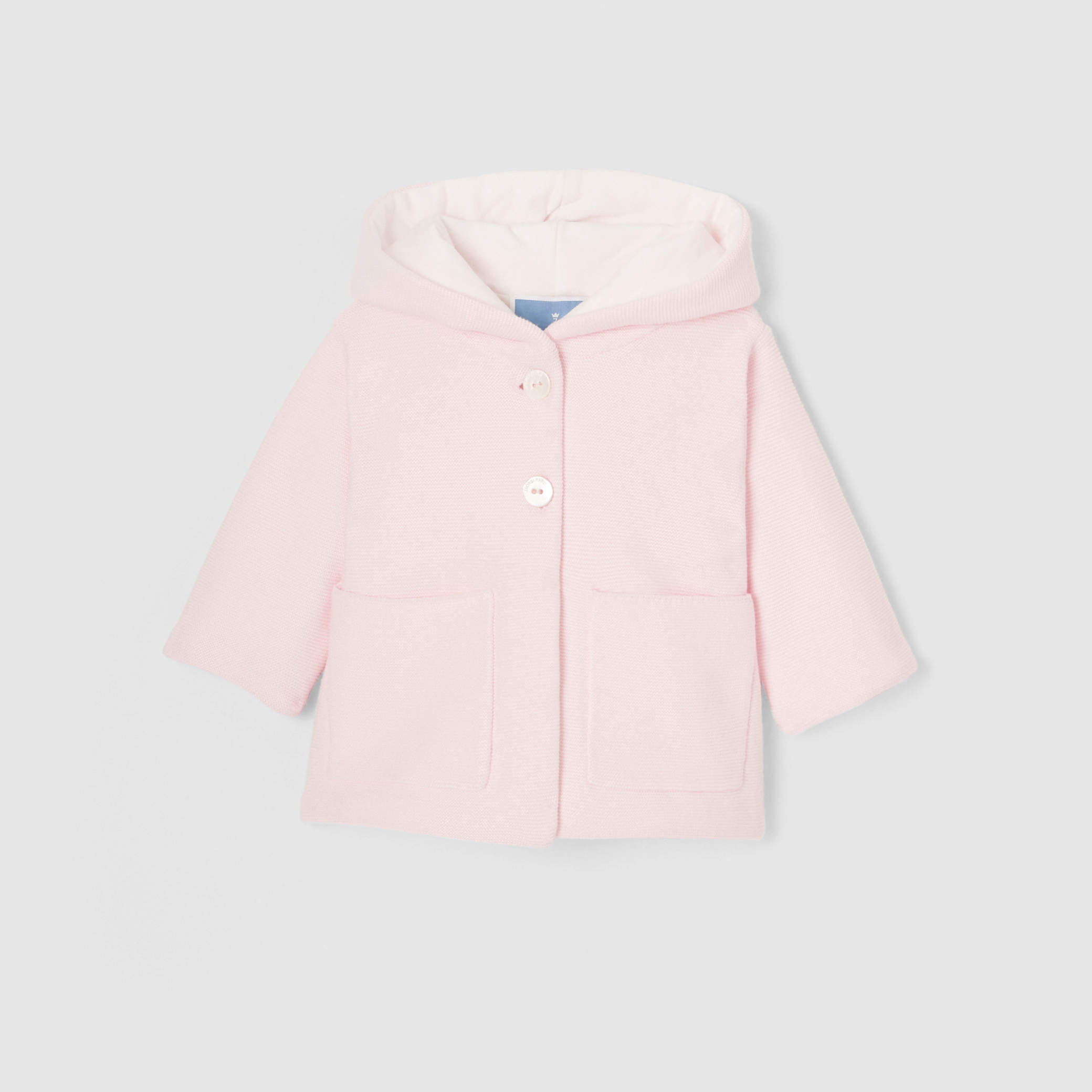 Baby girl newborn coat